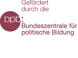 Gefördert durch die Bundestentrale für politische Bildung